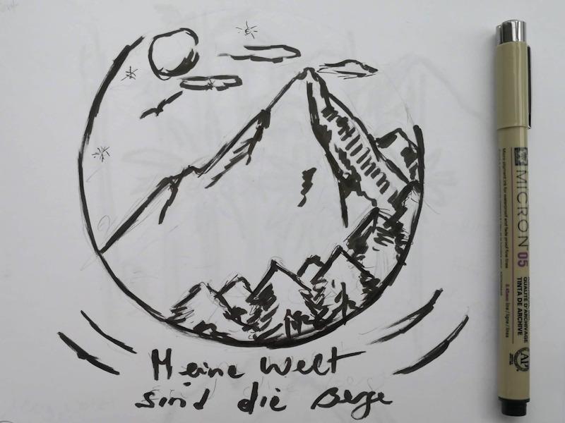 Meine Welt sind die Berge