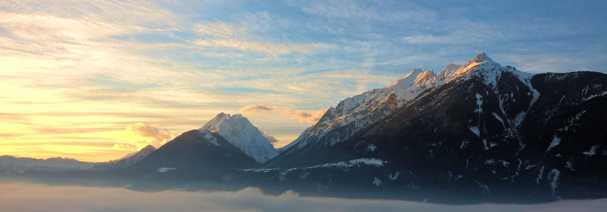 Willkommen in den Bergwelten