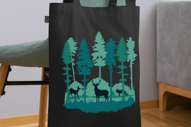 Originelle Geschenke für Waldmenschen, Wald Produkte