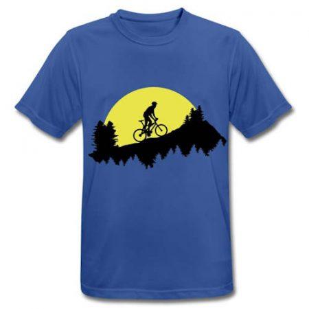 Mountainbiking Funktions T-Shirt